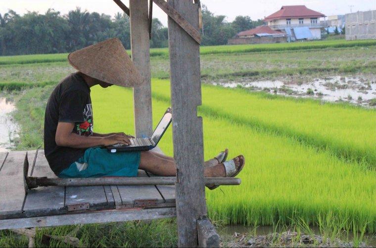 Diskominfo Sosialisasikan Web Desa, Ini Tujuannya